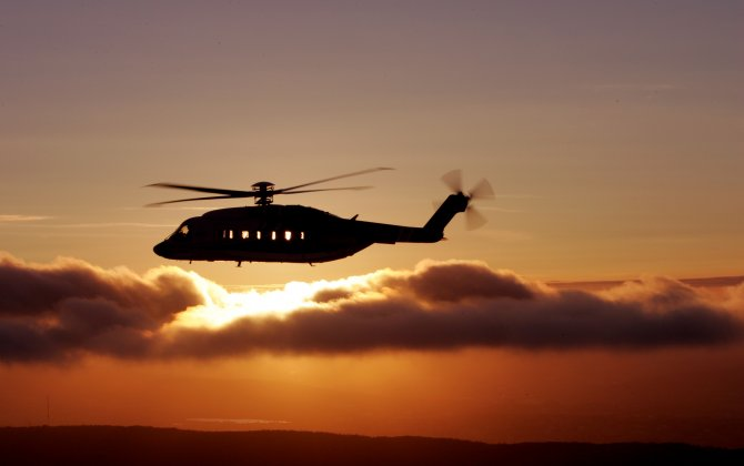 Waypoint places two Sikorsky S-92 helicopters