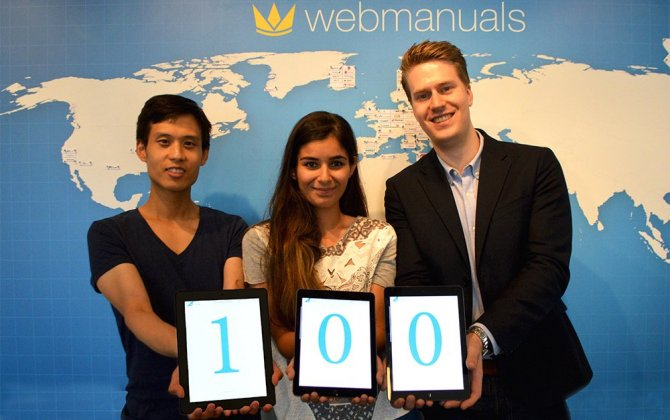Web Manuals announces double-digit growth in six months