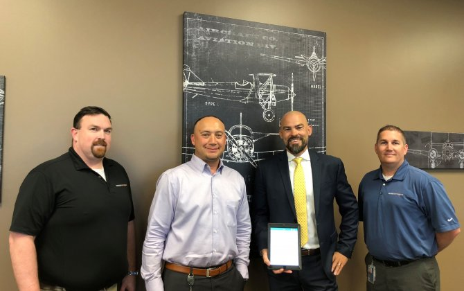 Web Manuals signs up its first aircraft manufacturer in Nextant Aerospace