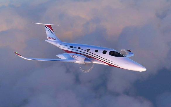 Welcome eFlyer 800 launch customers - Jet It and JetClub