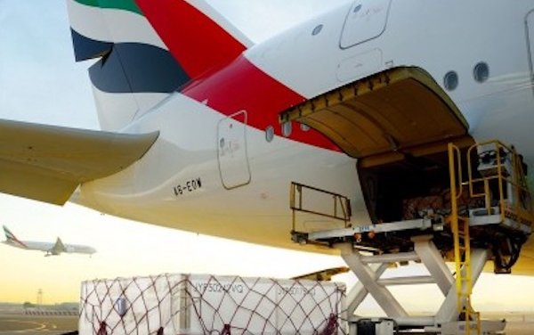 Welcome Emirates SkyCargo Airbus A380 mini-freighter charter operations