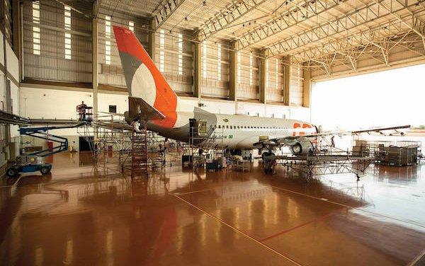 Welcome GOL Aerotech - World-Class Aircraft MRO Business Unit