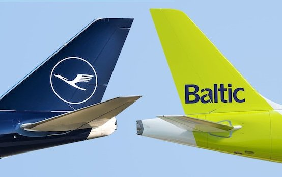 Welcome new codeshare agreement - airBaltic and Lufthansa