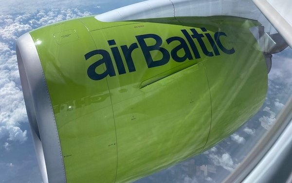 Welcome new product - airBaltic Holidays
