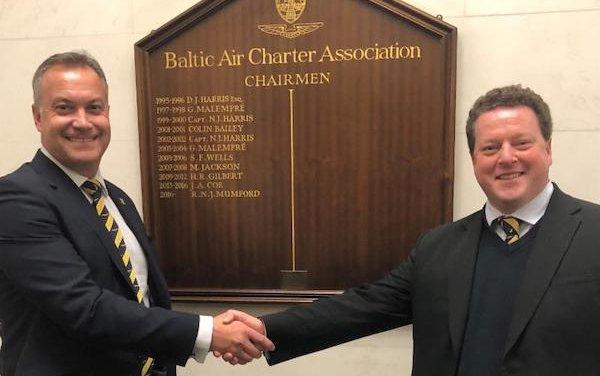 Welcome Nick Weston, new Chairman of BACA