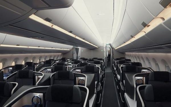 Welcome SAS first A350 and its unique features