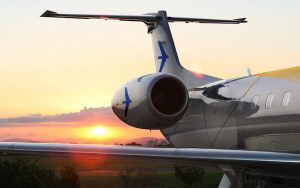 Welcome the ERJ 145 Semi-Private Jet aftermarket modification