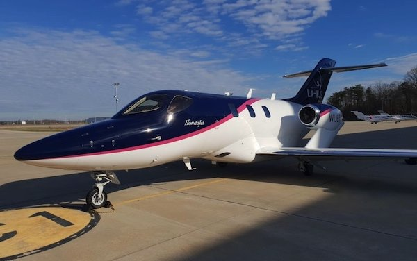 WIJET unveils its new business class HondaJet
