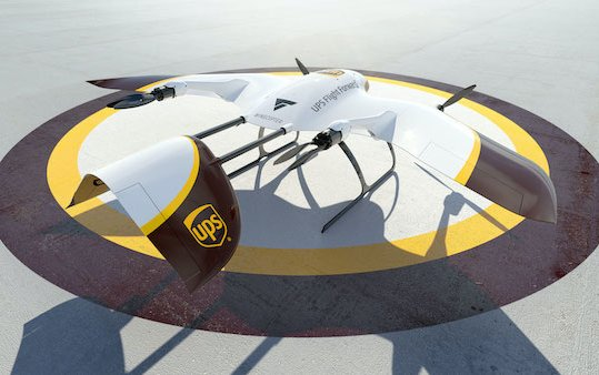 Wingcopter and UPS Flight Forward to develop Versatile new drone fleet