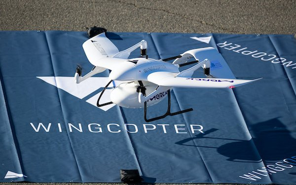 Wingcopter secures further Investment from Corecam