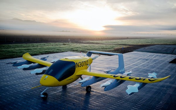Wisk and New Zealand Government to Partner in World First Autonomous Air Taxi Trial