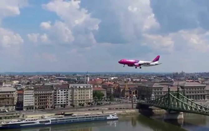 Wizz Air Announces Further Expansion Of Budapest Network