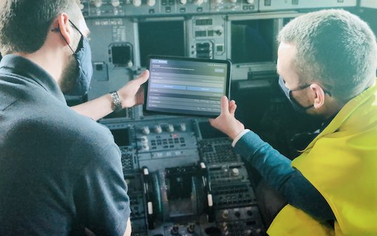 Wizz Air became first customer of AVIATAR Technical Logbook solution
