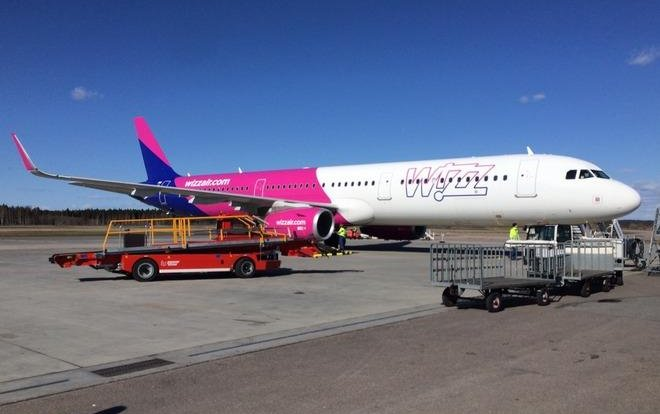 Wizz Air Launched Operations to Pulkovo Saint Petersburg Airport