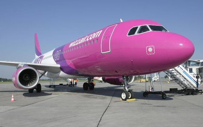 Wizz Air Opens Its Sibiu Base