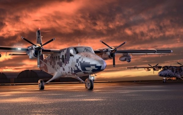 World Demonstration Tour for Guardian 400 Twin Otter Special Missions Variant