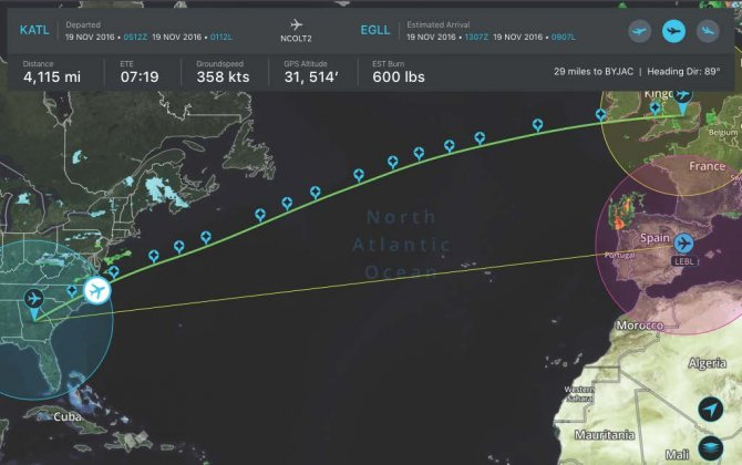 World Fuel | Colt Trip Support and IBM announce flight planning iPad app with new weather map technology