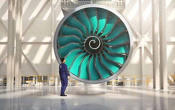 World largest aero-engine build started - UltraFan by Rolls-Royce