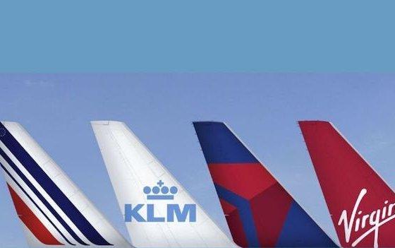 World leading partnership - Air France, KLM, Delta & Virgin Atlantic
