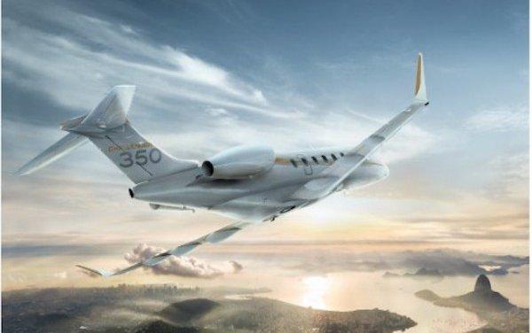 World Most Delivered Super Mid-size Business Jet - Bombardier Challenger 350
