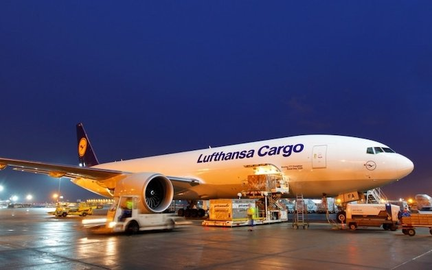World's first electronic Dangerous Goods Declaration handled at Frankfurt Airport