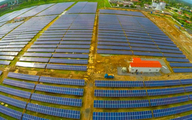 World's First Solar Airport No Longer Pays Electricity Bills