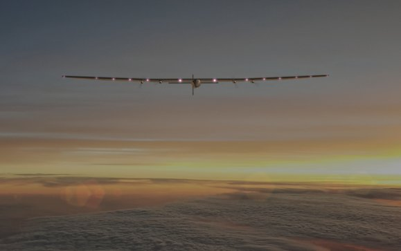 World's first solar-powered drone capable of perpetual flight