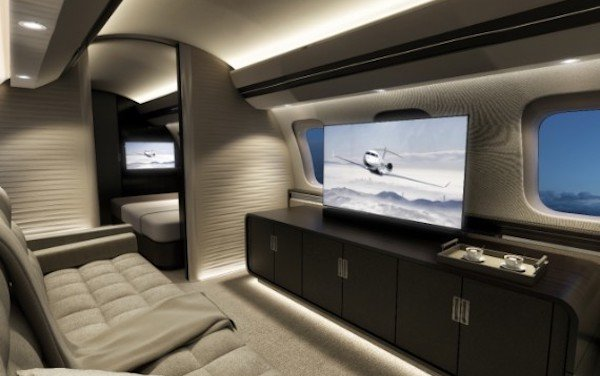 World's Largest and Longest-Range Business Jet debuts in China