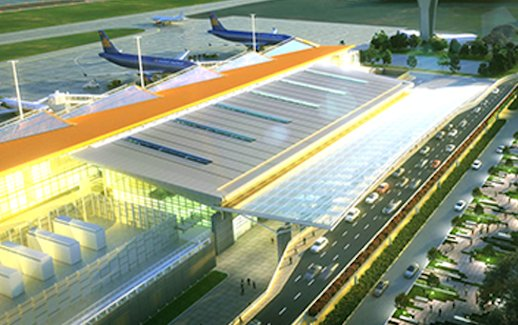 World's Leading New Airport 2019 - Van Don International Airport in Vietnam