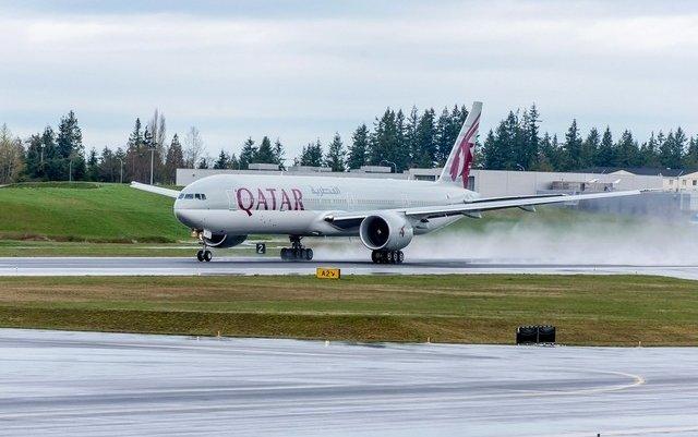 World's longest flight: Qatar Airways launches Auckland service with Boeing 777