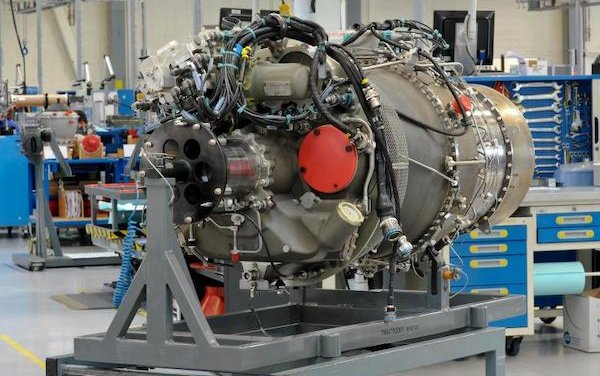 WZ16 French-Chinese helicopter engine strengthened
