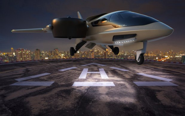 XTI Aircraft Company Receives Key Patent for TriFan 600 Vertical Takeoff Airplane