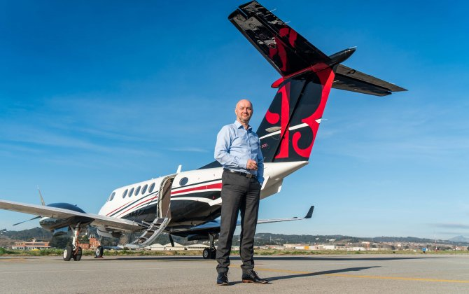 Zeusch Aviation medevac and charter business takes off with addition of King Air 200