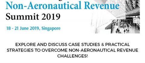 7th Maximizing Non-Aeronautical Revenue Summit 2019