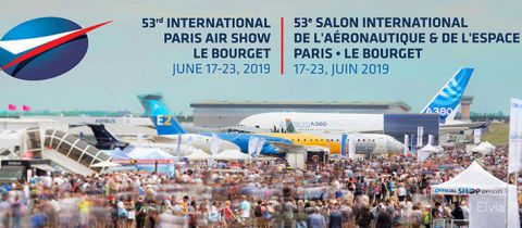 International Paris Air Show 2019