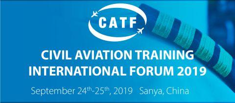 5th Annual China Aviation Training Forum 2019