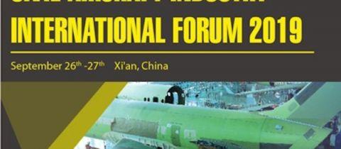 10th Annual China Aviation Industry International Forum 2019