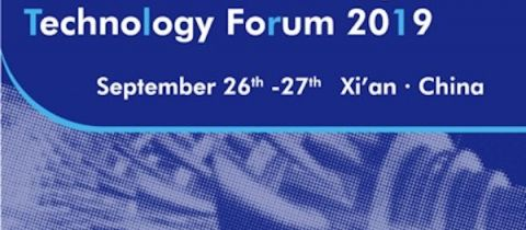 8th China Aerospace Propulsion Technology Forum 2019
