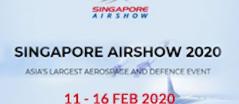 The Singapore Airshow 2020