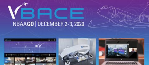 NBAA GO Virtual Business Aviation Convention & Exhibition (VBACE)
