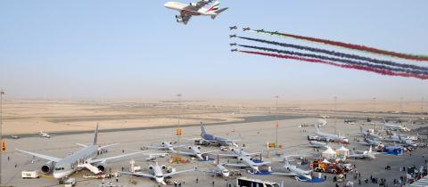 Dubai Airshow 2015