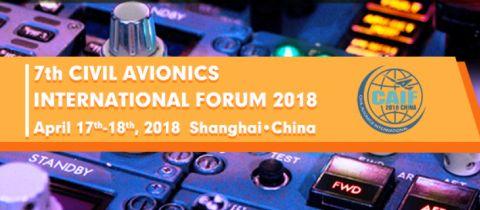 Civil Avionics International Forum 2018