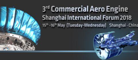 Commercial Aero Engine Shanghai International Forum 2018