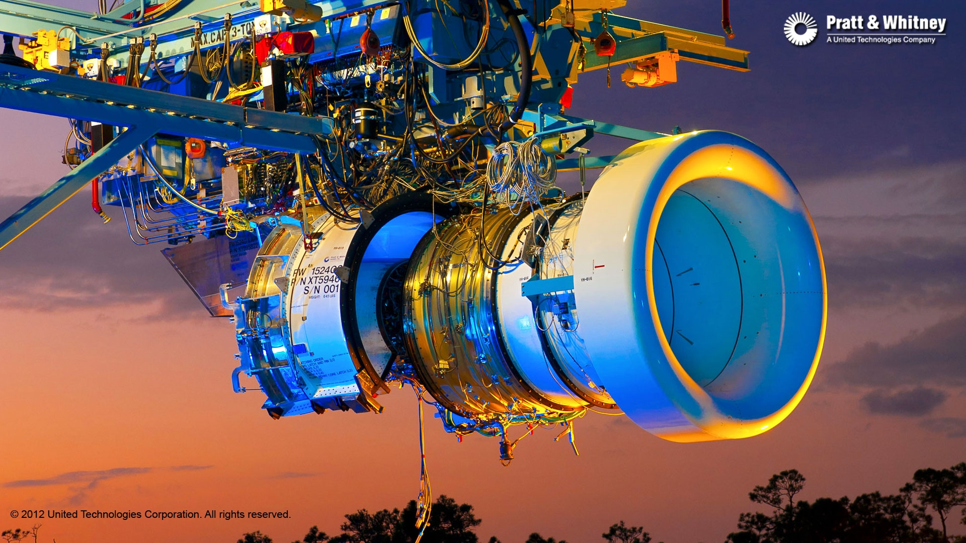Pratt & Whitney Delivers First PurePower® Engine to Irkut