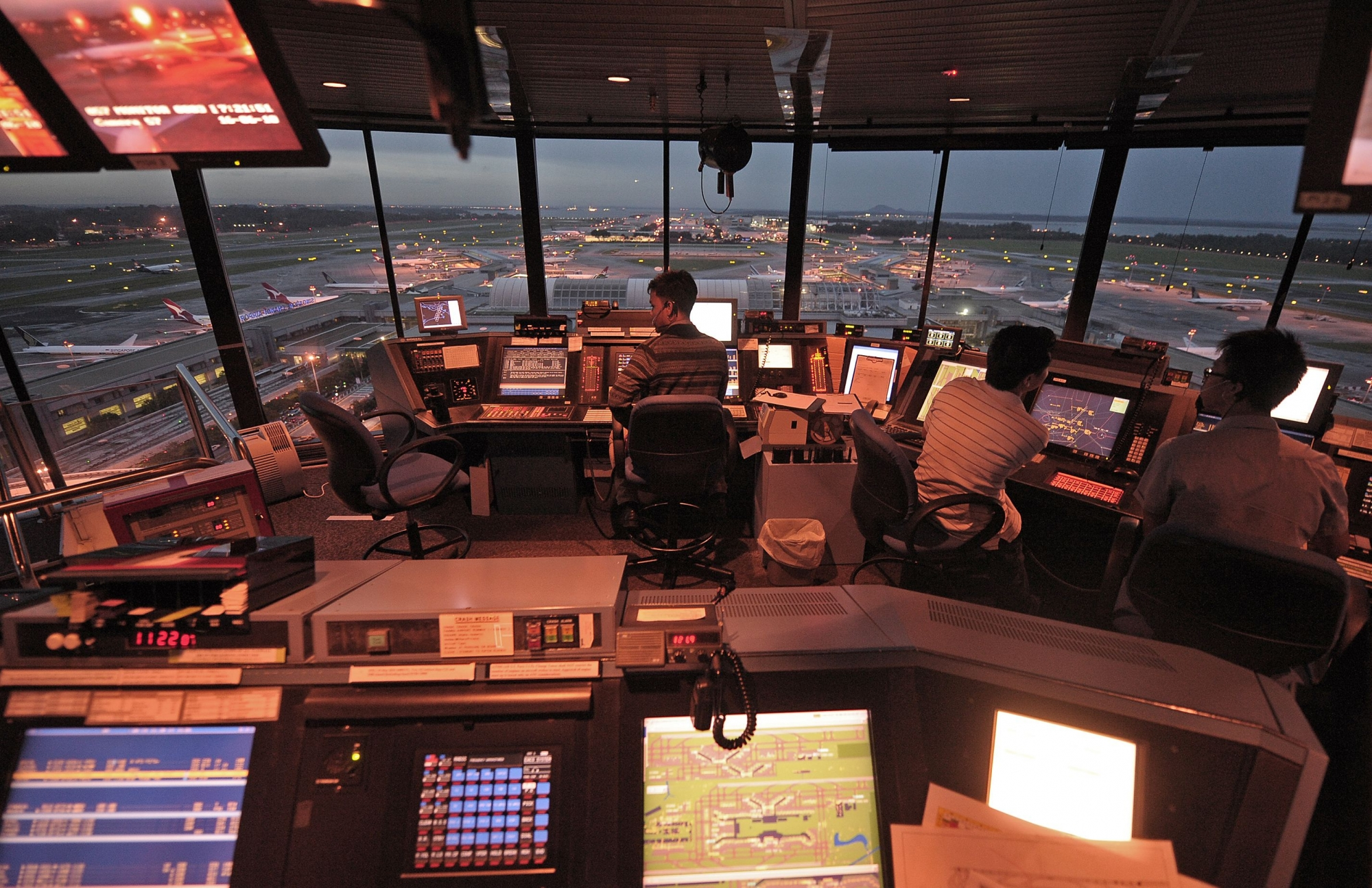 amarillo air traffic control - HD 2000×1295
