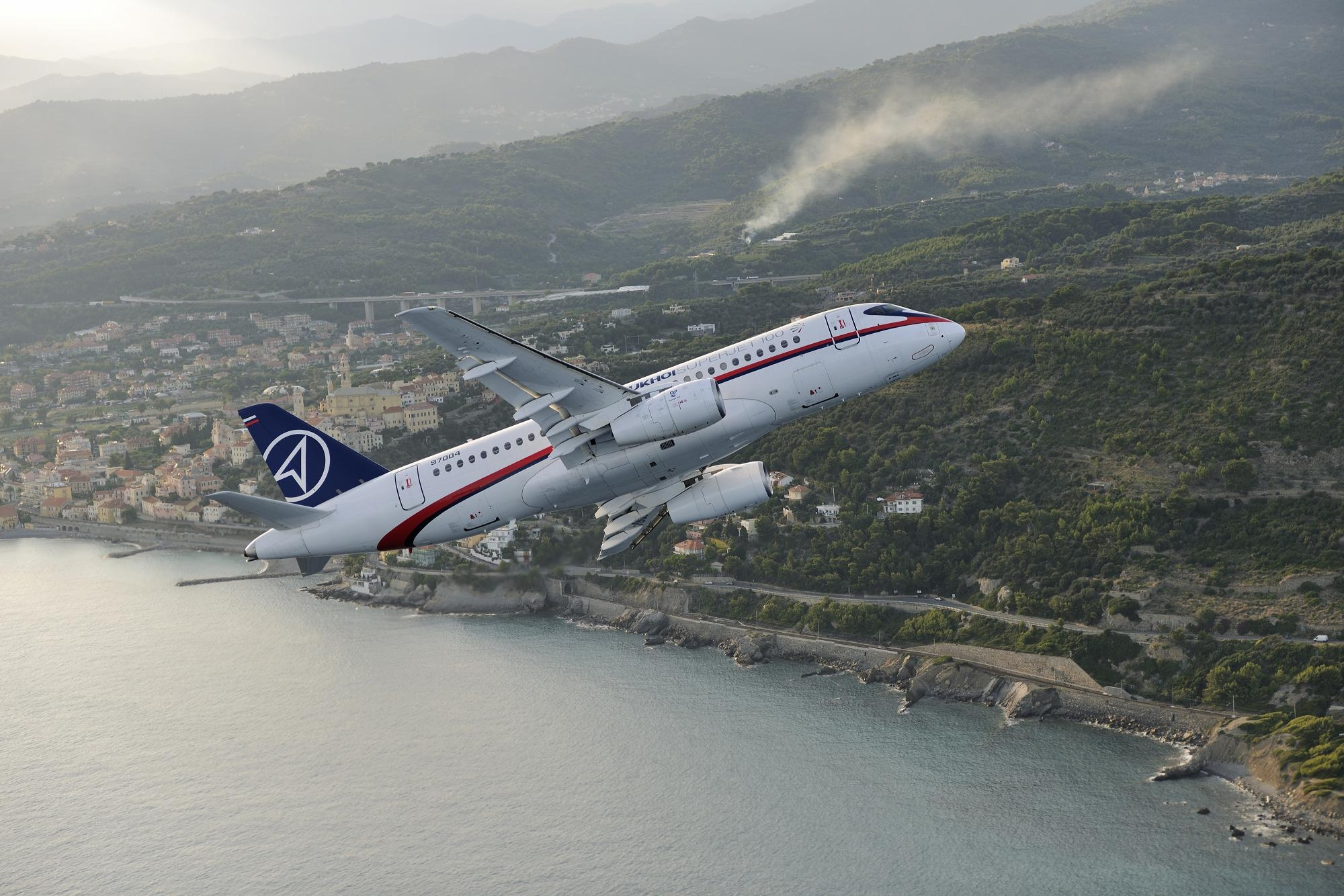 Stlc And Scat Signed A Lease Agreement For 15 Sukhoi Superjet 100