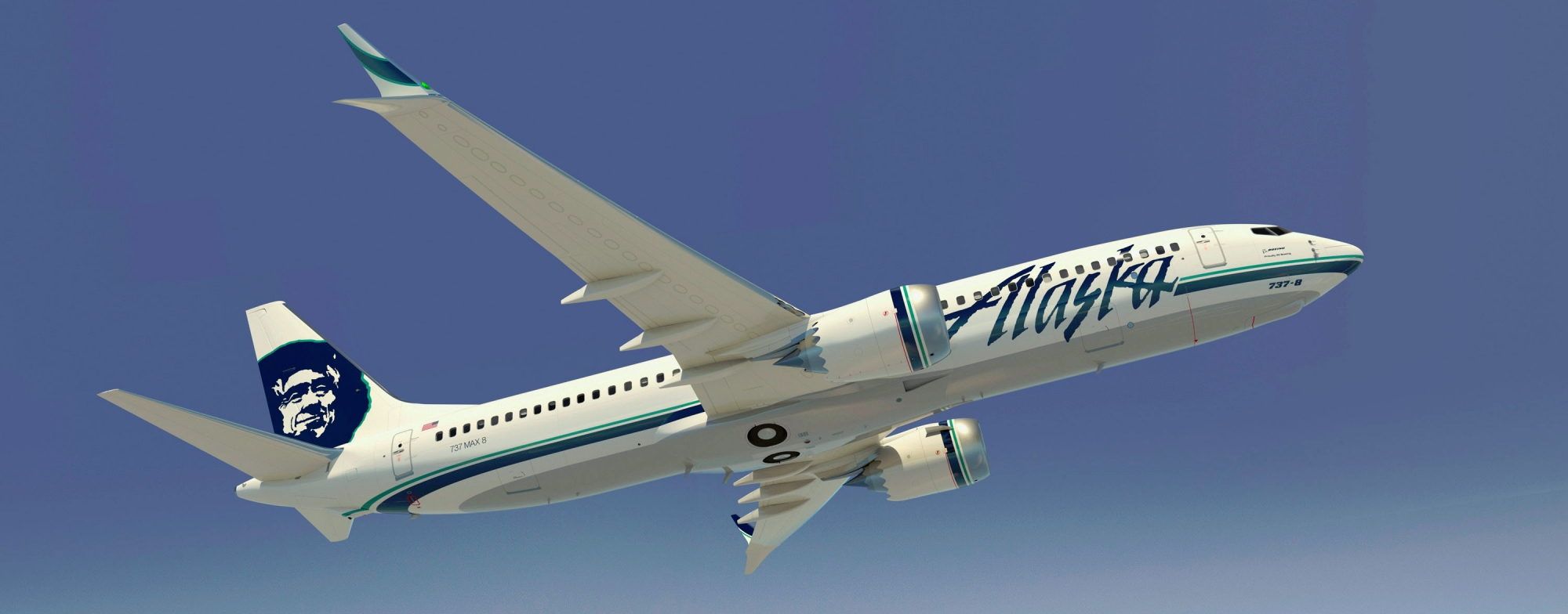 Alaska Airlines Maiden B737 Max Due For Early Delivery