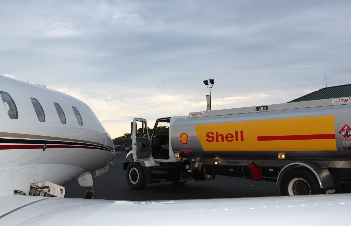 Shell Aviation increases sales of Aeroshell piston engine