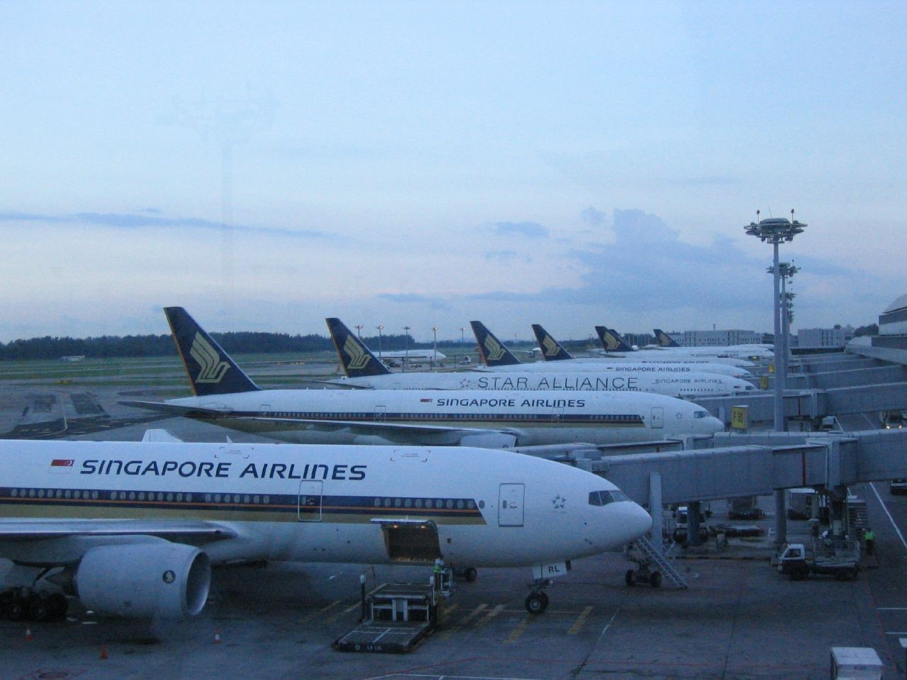 singapore airline essay Singapore airlines being in the airline and service centric industry, this put the company to face a variety of challenges, ranging from the basic characteristics of service to the increasing number of competitors entering the industry.