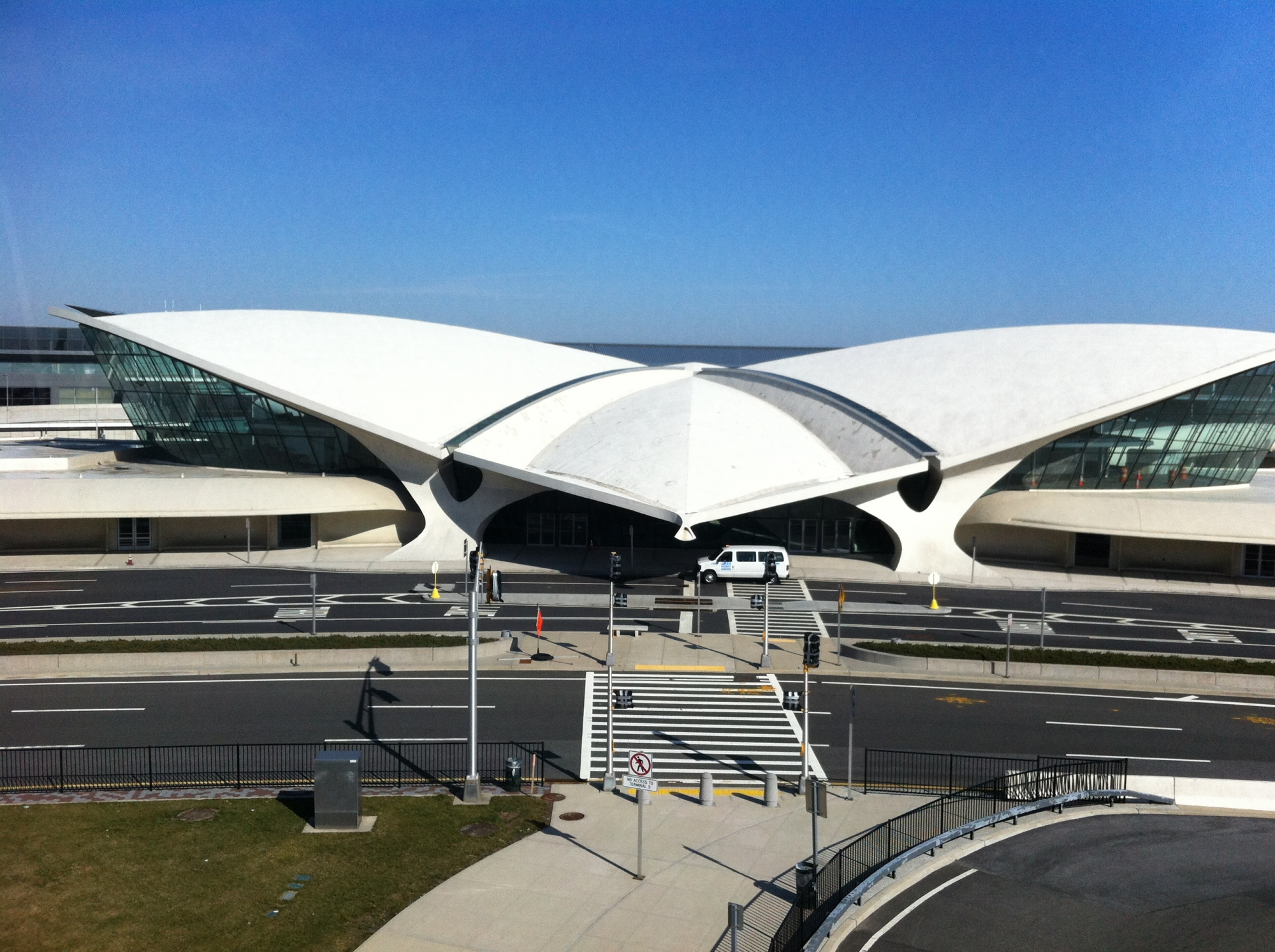 Jfk S Iconic Twa Flight Center To Become A Hotel New York